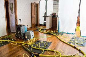 Emergency Flood Cleanup and Drying Services